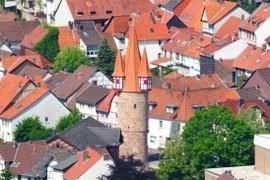 Dünzebacher Torturm