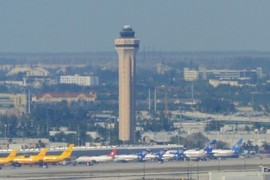 Miami International Airport Tower