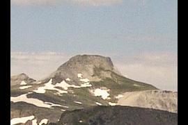 Montezuma Mountain