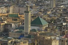 Mausoleum of Zaouia Moulay Idris II