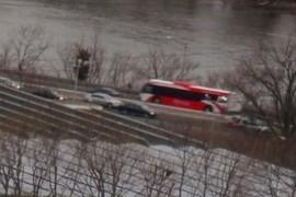 "Rutgers ""F"" Bus"