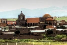 Town church, Tiahuanaco