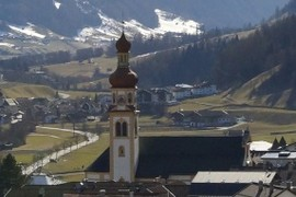 Kirchturm Fulpmes