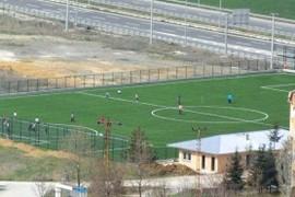 Futbol sahası