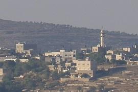 Part of Krayot village