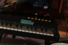 player pianio