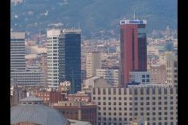 Barcelona full view