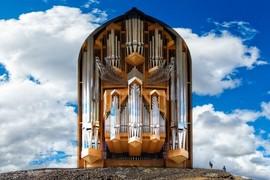 Pipe Organ of Hallgrímskirkja
