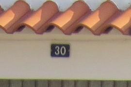 El número de la calle