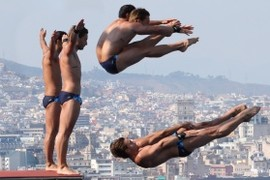Salto 10 m
