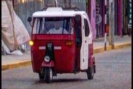 3-wheeled taxi