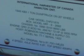 International data card