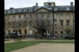 Walking Tours of Bath From the Francis Hotel