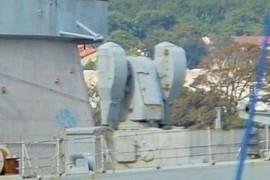 Sea Dart Missile Launcher