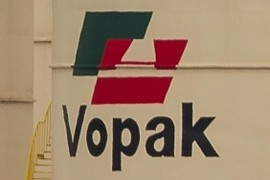 Vopak sign