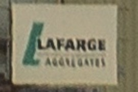 Lafarge Sign