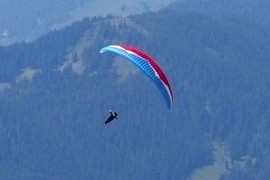 Hang Glider...
