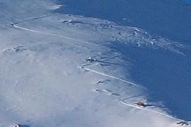 Ski touring tracks ?