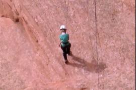 femail climber