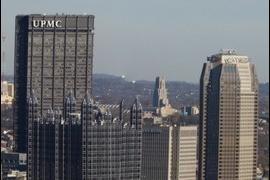 some of Pittsburgh's taller buildings