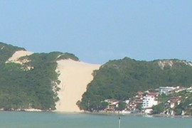 MORRO DO CARECA - PONTA NEGRA BEACH