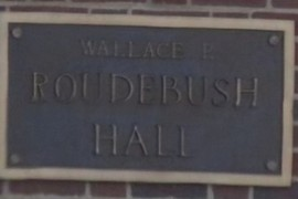 Roudebush Hall