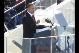 Barack's Inaugural Speech