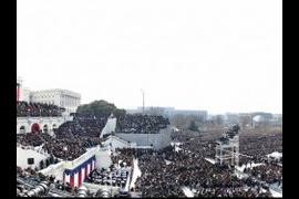 Finding myself at the Inauguration 1