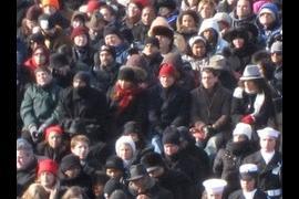 Me at Inauguration