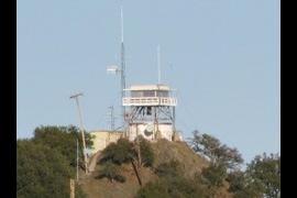 Copernicus Peak Lookout Tower
