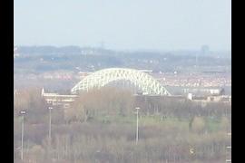 Silver Jubliee Bridge widnes /  Runcorn