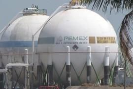 Tanques de almacenamiento de gas (Gas container)