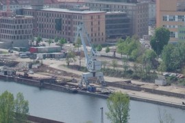 Holesovice Harbour