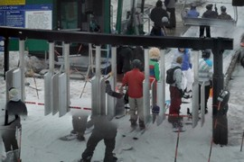 RFID Ski Ticketing System