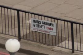 Hans Gruber Street