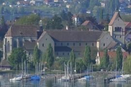 Reichenau Muenster St.Maria und Markus UNESCO Welterbestaette - UNESCO World heritage