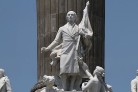 Dn. Miguel Hidalgo y Costilla, Padre de la Patria. (Father of the Nation)
