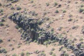 Clarks Butte lava