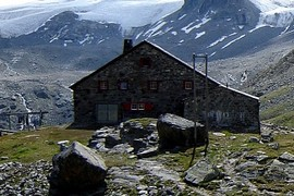 Grialetsch hut