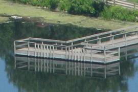 Dock on West Lake