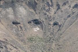 Bogus Rim lava remnants?