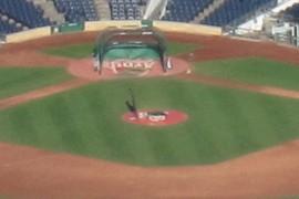 PNC Park infield