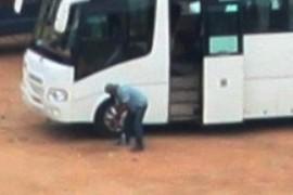 Bus tire
