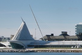 Calatrava's art gallery