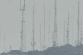 South Mountain Antenna Array