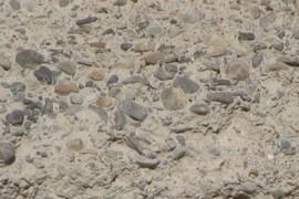 Fluvial gravel