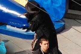 snakeman!