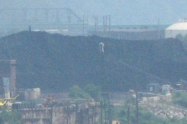 Coal heap?