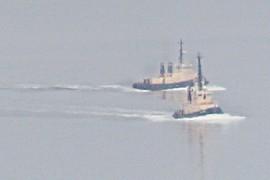 Tugboats?