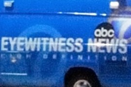 Eyewitness News Van